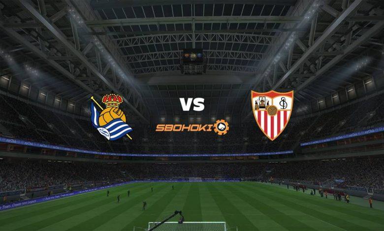 Live Streaming Real Sociedad vs Sevilla 18 April 2021 1