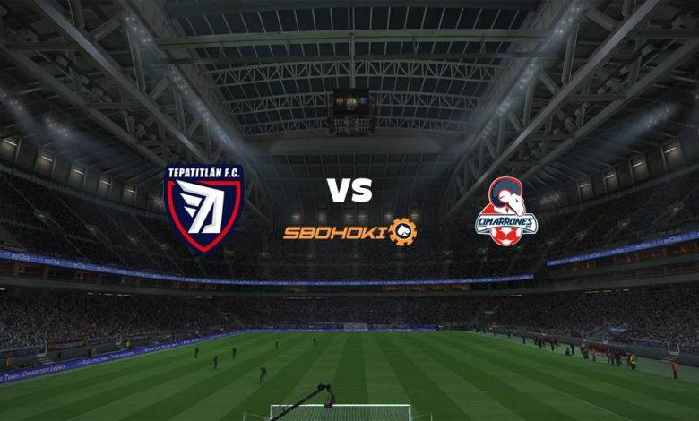 Live Streaming Tepatitlán FC vs Cimarrones de Sonora 28 April 2021 1