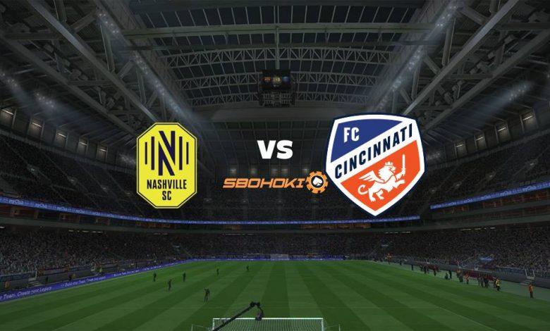 Live Streaming Nashville SC vs FC Cincinnati 18 April 2021 1
