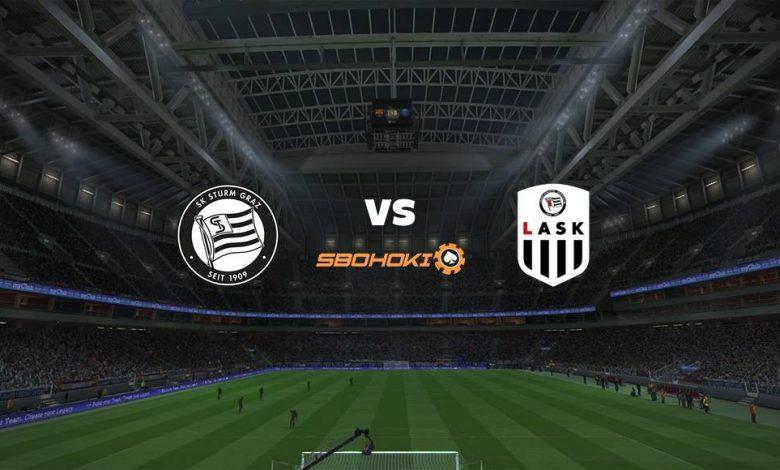 Live Streaming SK Sturm Graz vs LASK Linz 25 April 2021 1