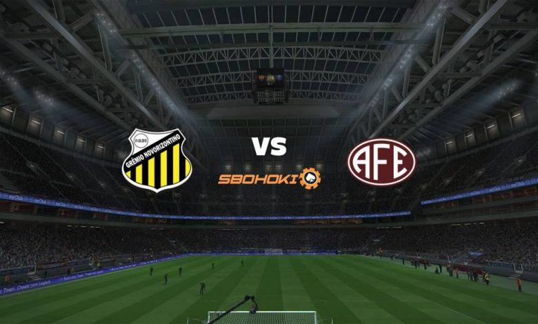 Live Streaming Novorizontino vs Ferroviária 18 April 2021 1