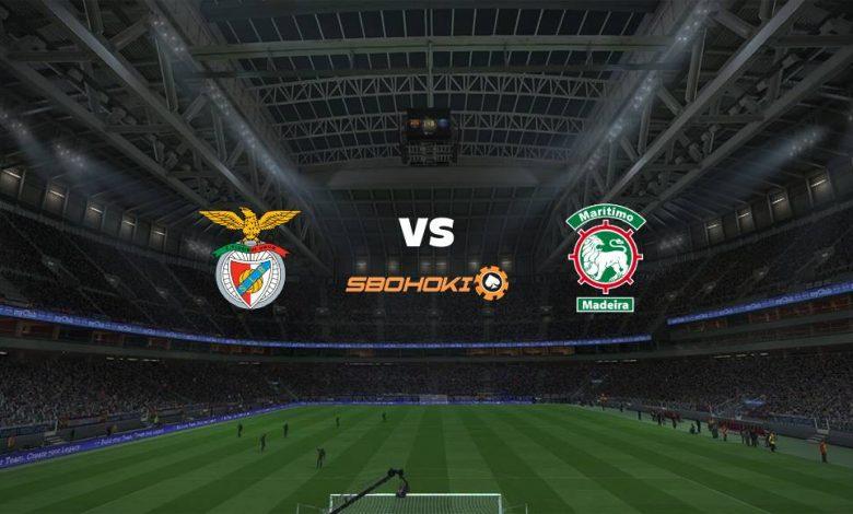 Live Streaming Benfica vs Maritimo 5 April 2021 1