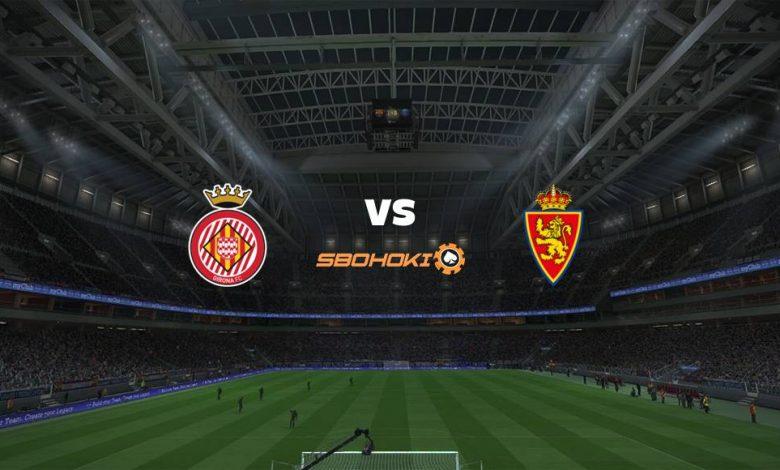 Live Streaming Girona vs Real Zaragoza 16 April 2021 1