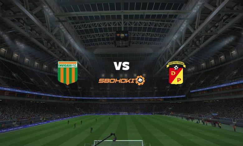 Live Streaming Envigado vs Deportivo Pereira 11 April 2021 1