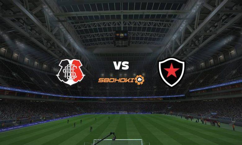 Live Streaming Santa Cruz vs Botafogo PB 10 April 2021 1