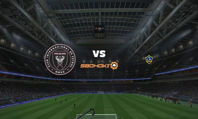 Live Streaming Inter Miami CF vs Los Angeles Galaxy 18 April 2021 1