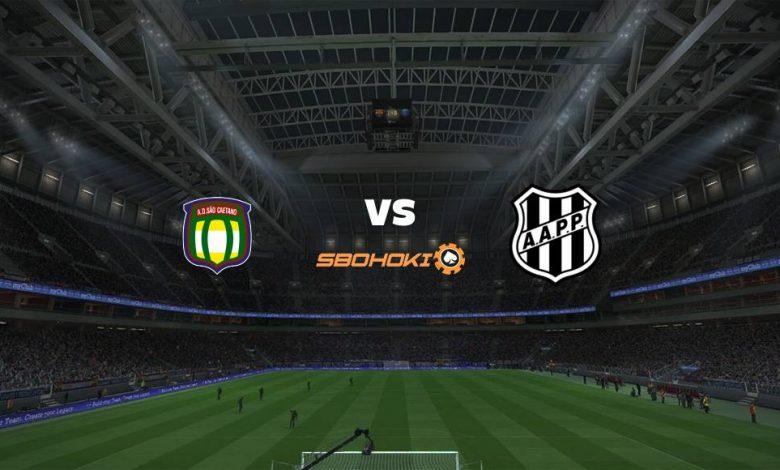 Live Streaming São Caetano vs Ponte Preta 23 April 2021 1
