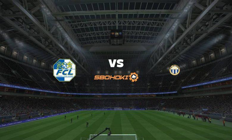 Live Streaming FC Luzern vs FC Zürich 25 April 2021 1