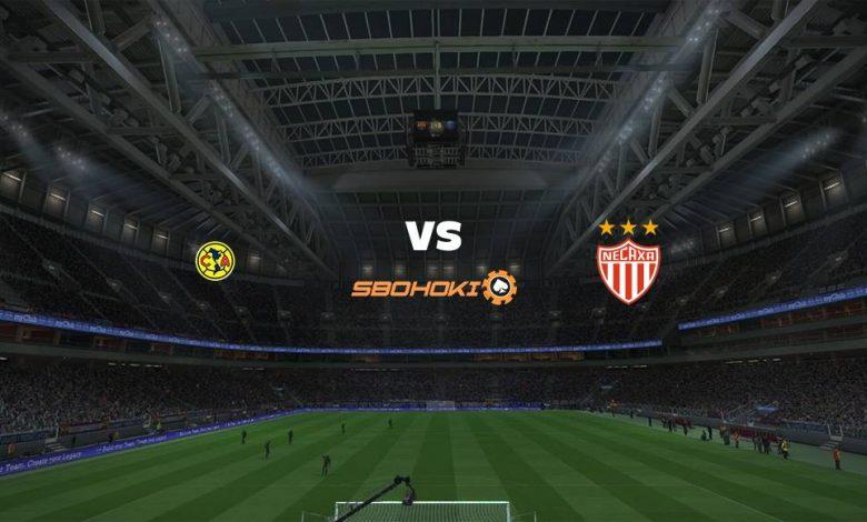 Live Streaming América vs Necaxa 4 April 2021 1