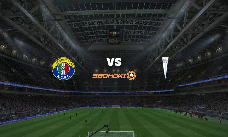 Live Streaming Audax Italiano vs Universidad Católica 10 April 2021 1