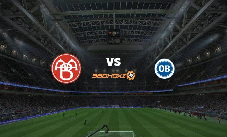 Live Streaming AaB vs Odense Boldklub 21 April 2021 1