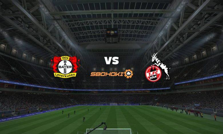 Live Streaming Bayer Leverkusen vs FC Cologne 17 April 2021 1