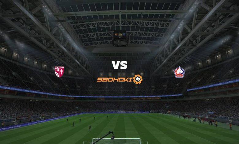 Live Streaming Metz vs Lille 9 April 2021 1