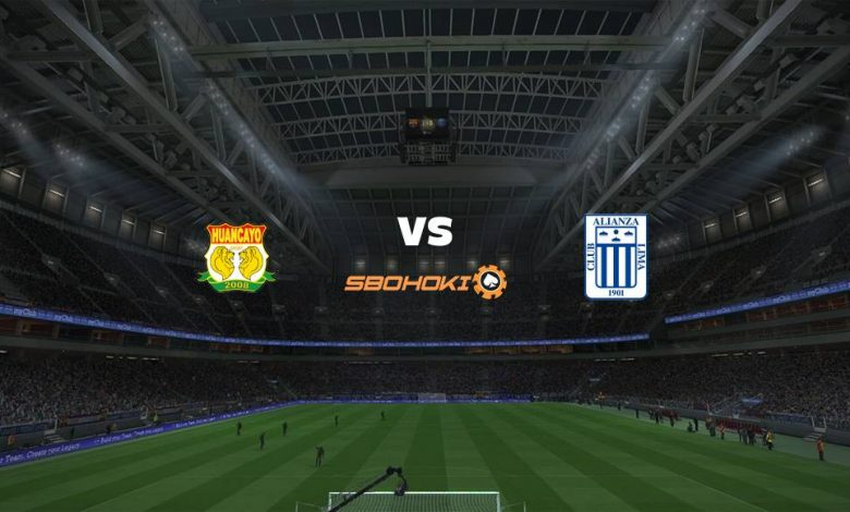 Live Streaming Sport Huancayo vs Alianza Lima 14 April 2021 1