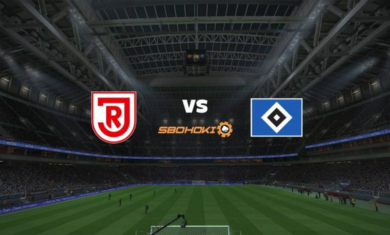 Live Streaming SSV Jahn Regensburg vs Hamburg SV 25 April 2021 1