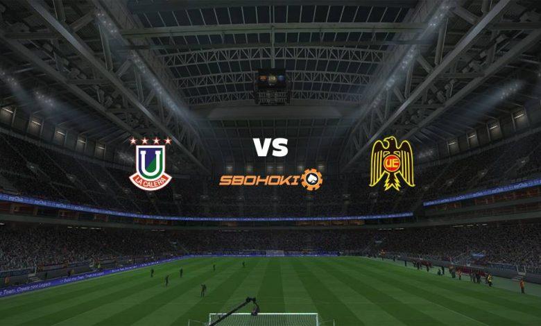 Live Streaming Unión La Calera vs Unión Española 2 April 2021 1
