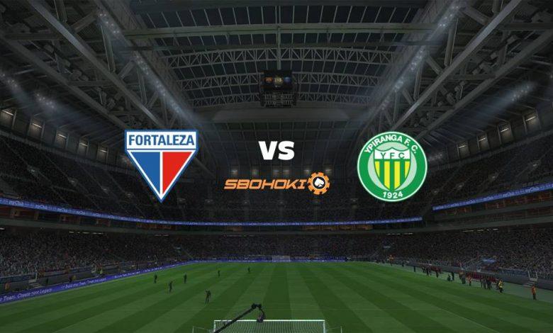 Live Streaming Fortaleza vs Ypiranga 7 April 2021 1