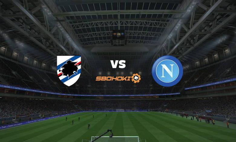 Live Streaming Sampdoria vs Napoli 11 April 2021 1