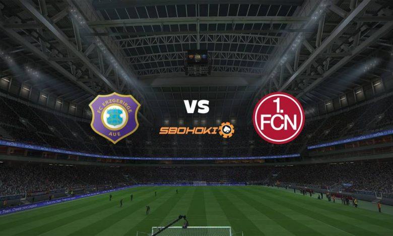 Live Streaming FC Erzgebirge Aue vs FC Nurnberg 20 April 2021 1