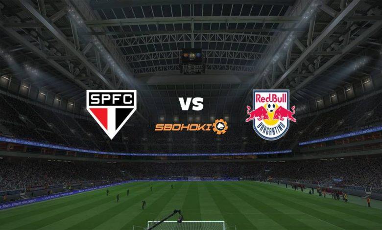 Live Streaming São Paulo vs Red Bull Bragantino 12 April 2021 1