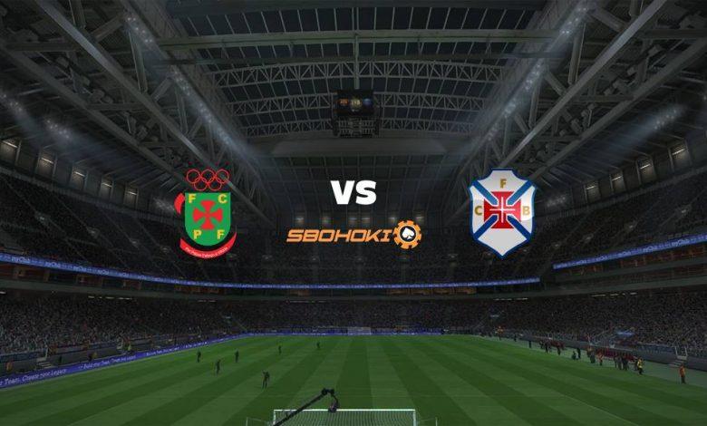 Live Streaming Paços de Ferreira vs Belenenses 30 April 2021 1