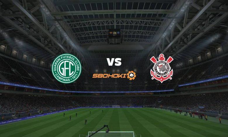 Live Streaming Guarani vs Corinthians 11 April 2021 1
