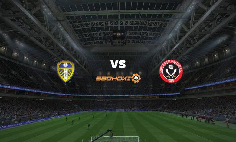 Live Streaming Leeds United vs Sheffield United 3 April 2021 1