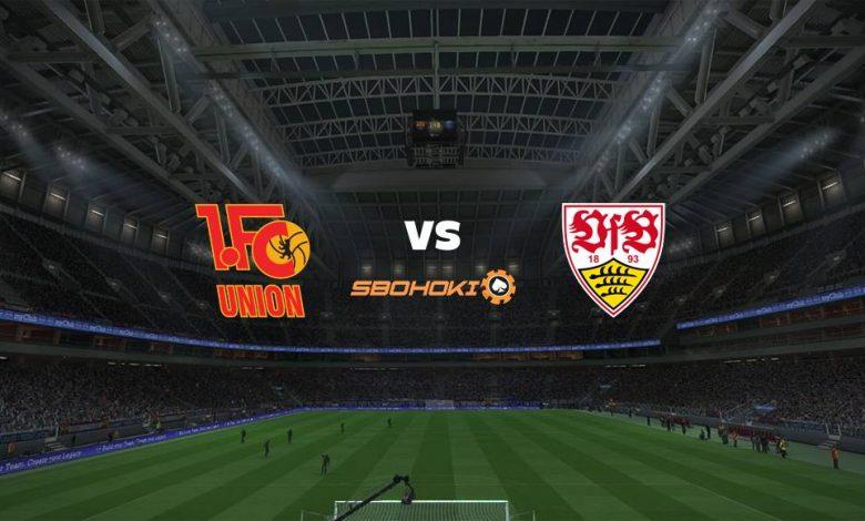 Live Streaming FC Union Berlin vs Stuttgart 17 April 2021 1