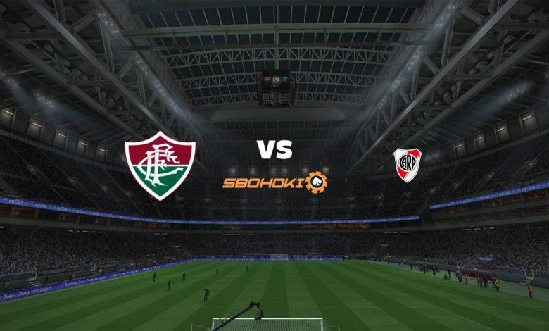 Live Streaming Fluminense vs River Plate 22 April 2021 1