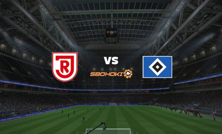 Live Streaming SSV Jahn Regensburg vs Hamburg SV 24 April 2021 1