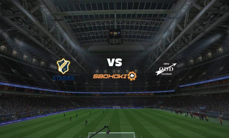 Live Streaming Stabaek vs Odds BK (PPD) 5 April 2021 1