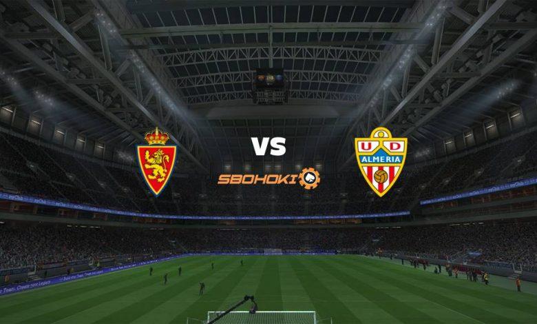 Live Streaming Real Zaragoza vs Almería 11 April 2021 1