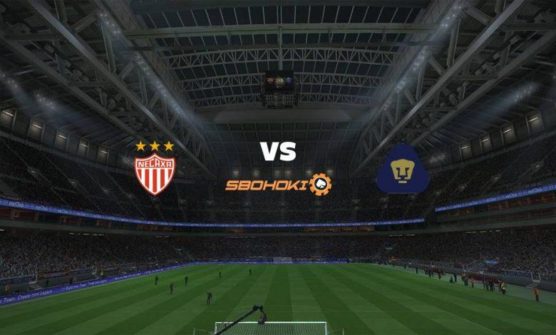 Live Streaming Necaxa vs Pumas UNAM 10 April 2021 1