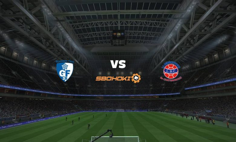 Live Streaming Grenoble vs Chateauroux 3 April 2021 1