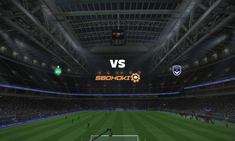 Live Streaming St Etienne vs Bordeaux 11 April 2021 1