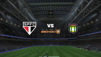 Photo of Live Streaming  São Paulo vs São Caetano 10 April 2021