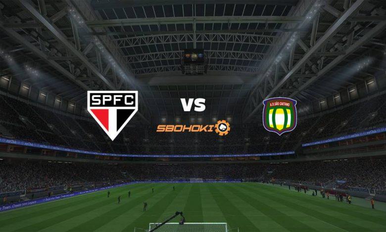 Live Streaming São Paulo vs São Caetano 10 April 2021 1