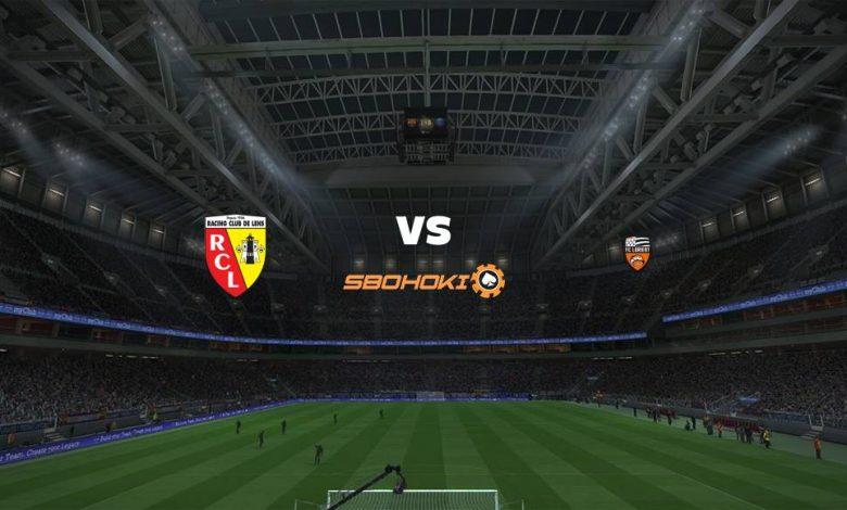 Live Streaming Lens vs Lorient 11 April 2021 1