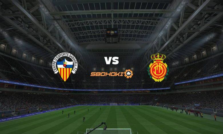 Live Streaming CD Sabadell vs Mallorca 26 April 2021 1