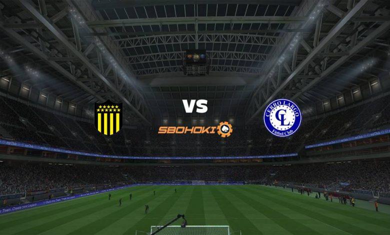Live Streaming Peñarol vs Cerro Largo 14 April 2021 1