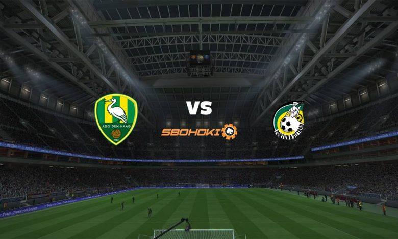 Live Streaming ADO Den Haag vs Fortuna Sittard 25 April 2021 1
