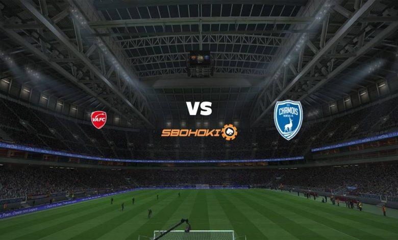 Live Streaming Valenciennes vs Niort 24 April 2021 1