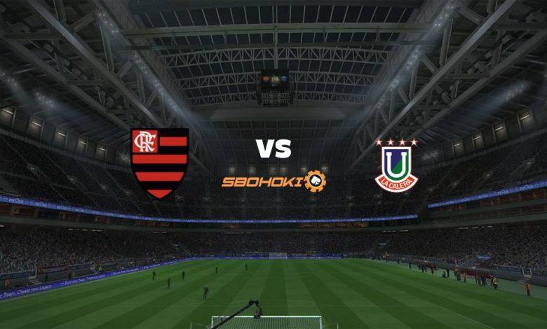 Live Streaming Flamengo vs Unión La Calera 27 April 2021 1