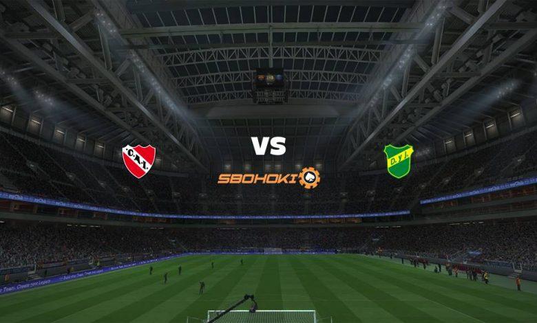 Live Streaming Independiente vs Defensa y Justicia 18 April 2021 1