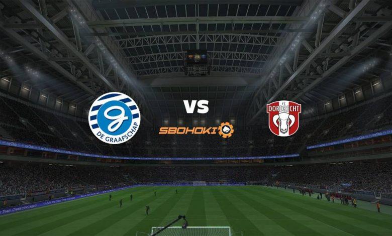 Live Streaming De Graafschap vs FC Dordrecht 2 April 2021 1