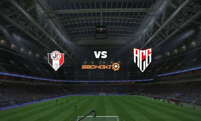 Live Streaming Joinville vs Atlético-GO 16 April 2021 1