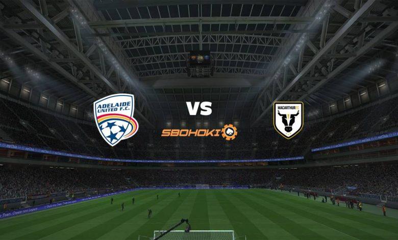 Live Streaming Adelaide United vs Macarthur FC 14 April 2021 1