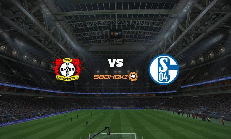 Live Streaming Bayer Leverkusen vs Schalke 04 3 April 2021 1