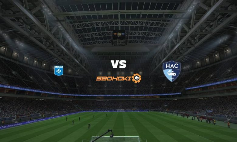 Live Streaming AJ Auxerre vs Le Havre AC 5 April 2021 1