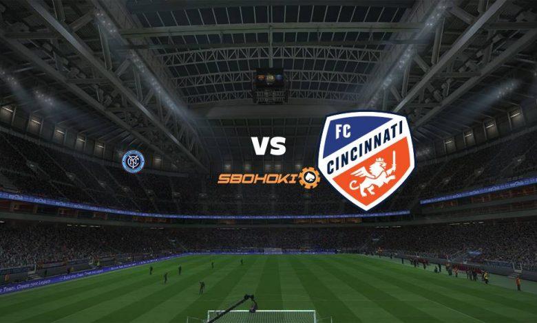 Live Streaming New York City FC vs FC Cincinnati 24 April 2021 1
